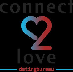 Logo Connect2love vierkant